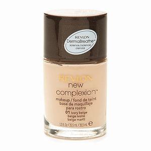 REVLON New Complexion Makeup [DISCONTINUED]