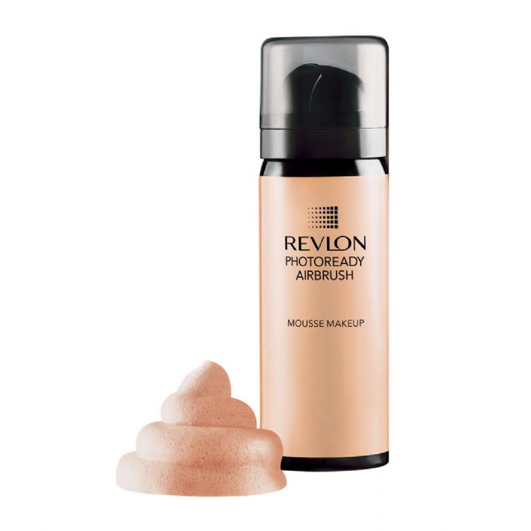Liquid -Revlon - PhotoReady Airbrush Mousse Makeup PhotoReady Airbrush Mousse Makeup