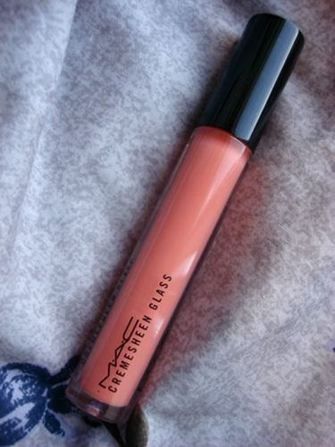 MAC Cremesheen Glass - Richer, Lusher