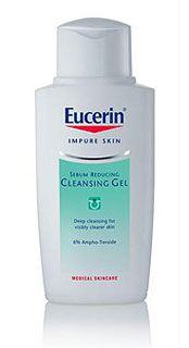 Eucerin Impure Skin Sebum Reducing Cleansing Gel