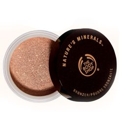 The Body Shop natures minerals bronzing powder