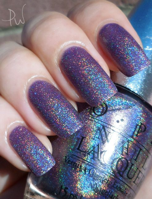 Opi Ds Original Holographic Nail Polish