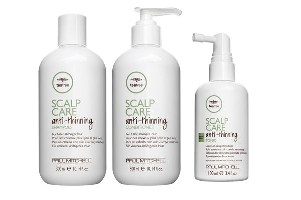 paul mitchell tea tree scalp care anti-thinning regimen reviews