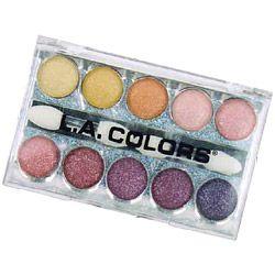 LA Colors 'Glittering Starlet' palette