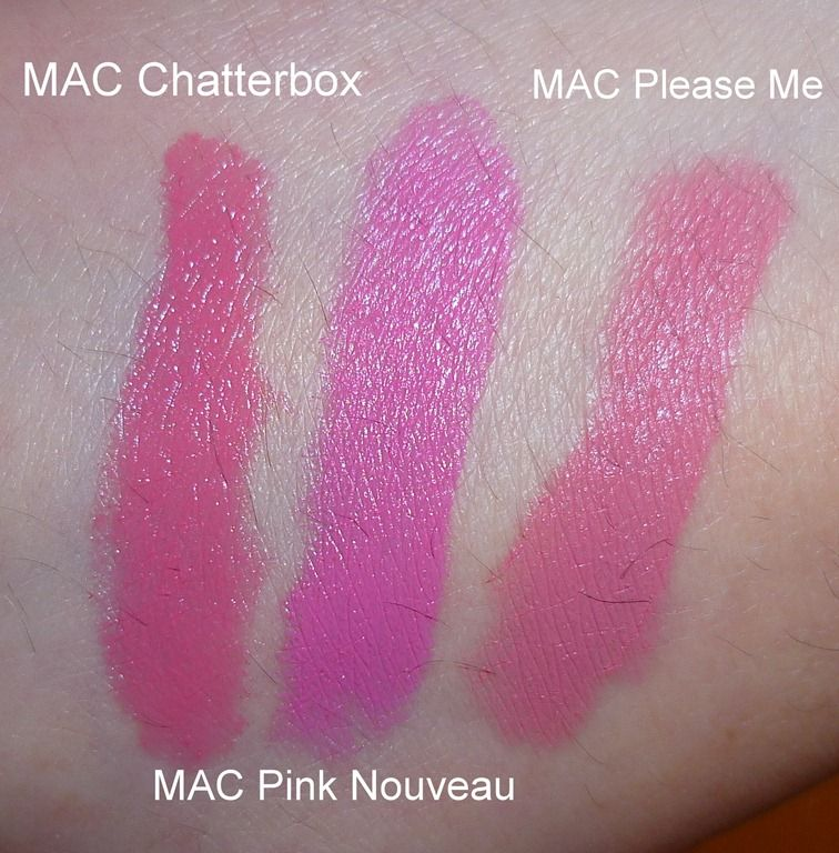 Souvent MAC Please Me reviews, photos - Makeupalley NK66