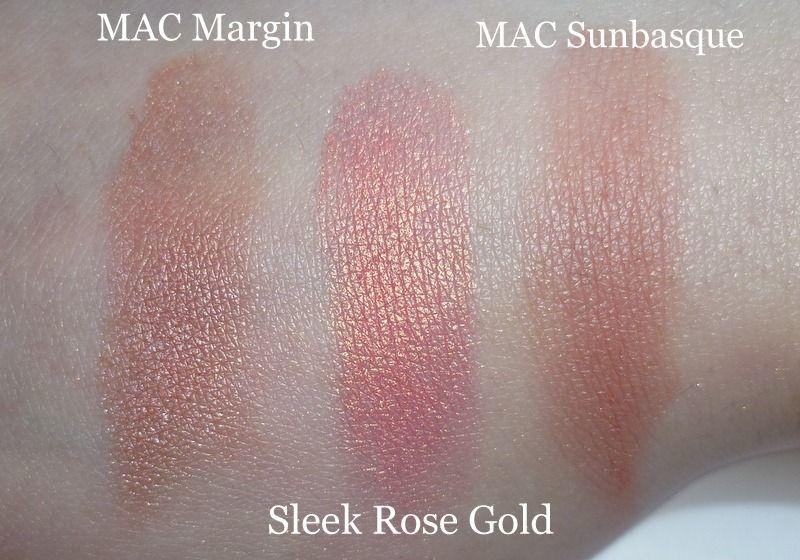 Sleek Makeup Blush Rose Gold Reviews Photos Makeupalley