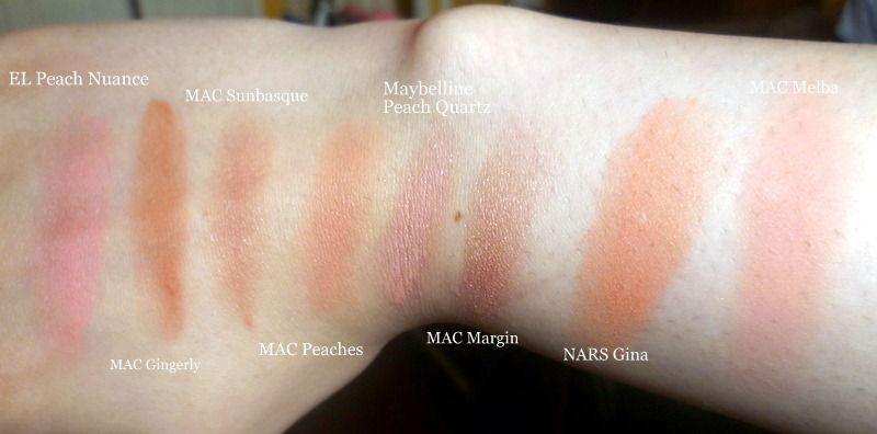 Super MAC Sheertone Blush in Peaches reviews, photos, ingredients  FI33