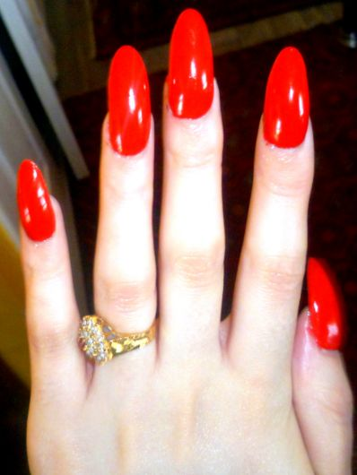 Opi Red My Fortune Cookie Reviews Photos Makeupalley