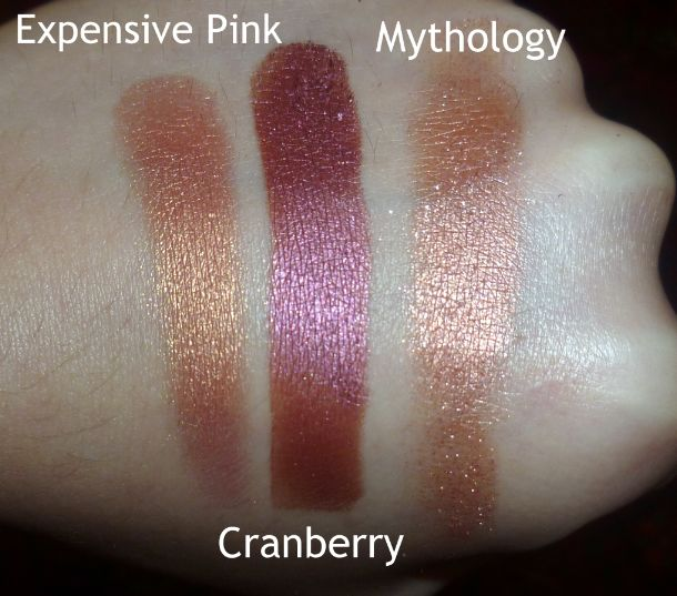 Mac Cosmetics Frost Cranberry Reviews Photos