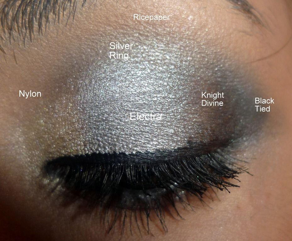 Mac Cosmetics Eyeshadow In Electra Reviews Photos