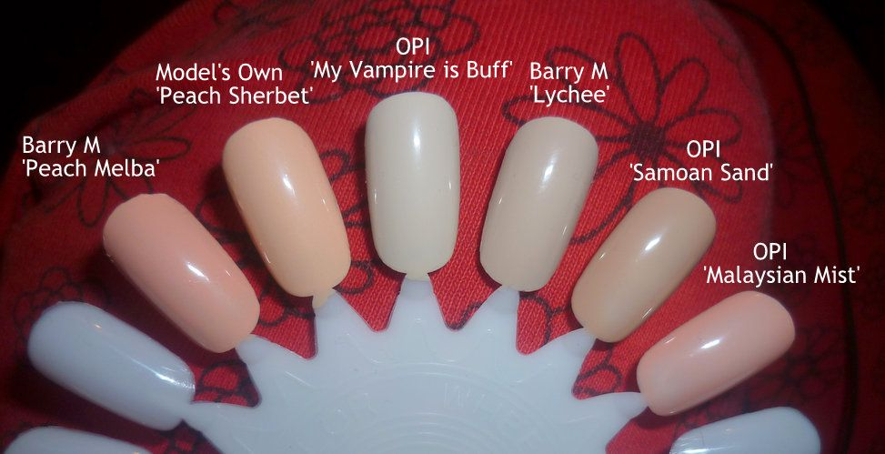 OPI My Vampire Is Buff reviews, photos - Makeupalley