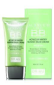 Dr Wu - Acnecur Mattify Blemish Balm Cream