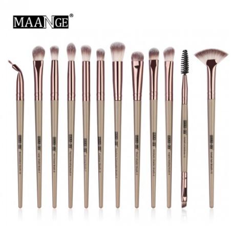 Maange Beauty Pro Makeup Brushes Set 12