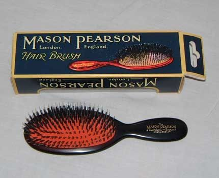 Ubrugte Mason Pearson Pocket Mixed Bristle reviews, photos, ingredients OX-58