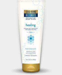 Gold Bond Ultimate Deep Moisture Healing Body Wash-Aloe