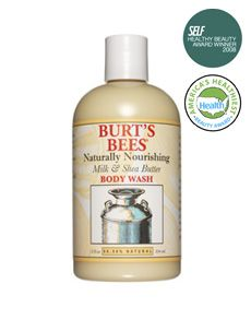 Burt's Bees Naturally Nourishing Milk & Shea Butter Body Wash [DISCONTINUED]