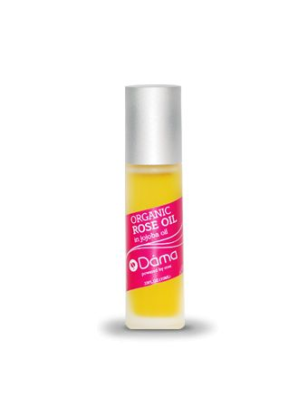 Dama - Organic Rose Oil in Jojoba Oil