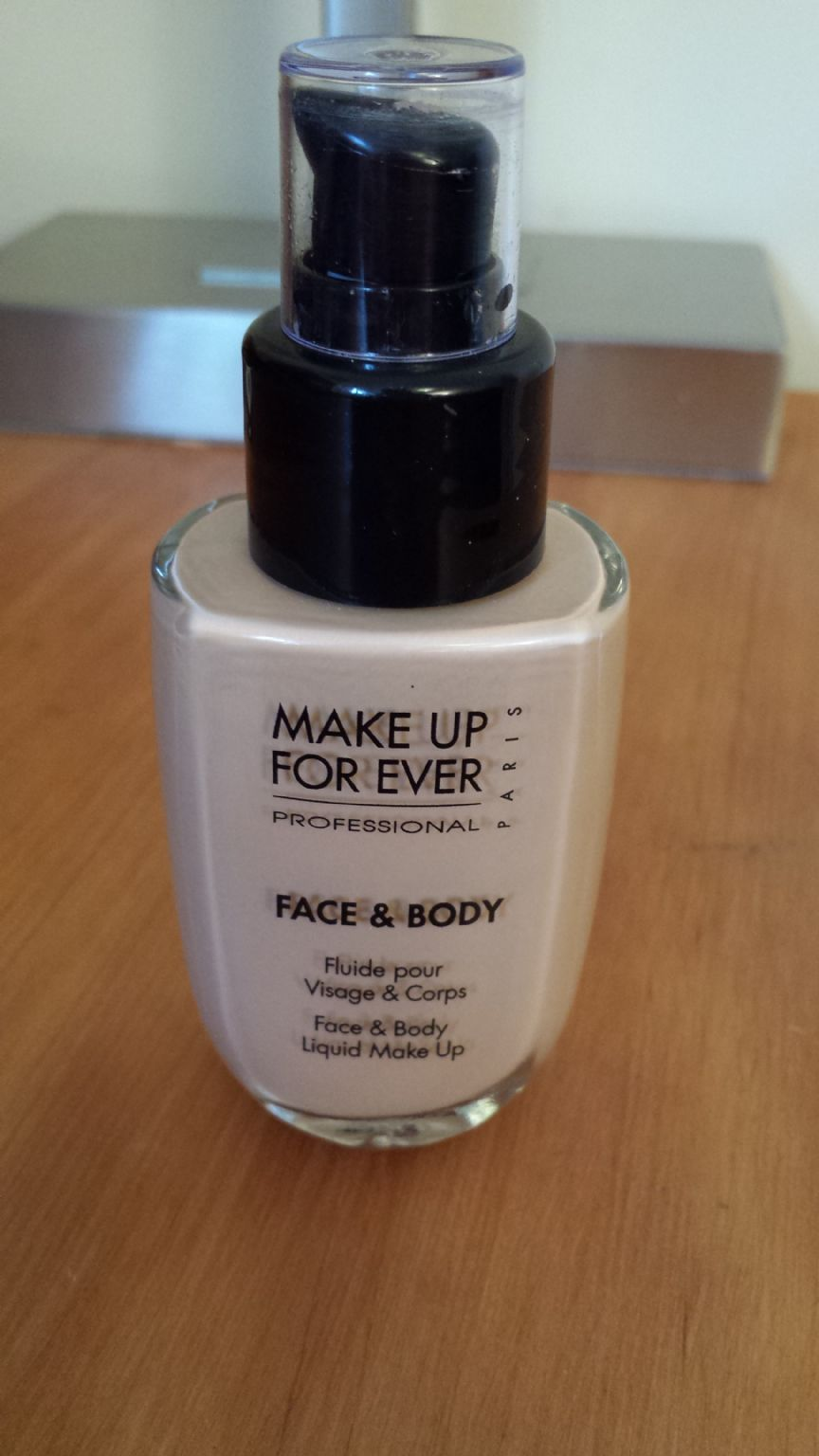 Make Up For Ever Face Body Liquid
