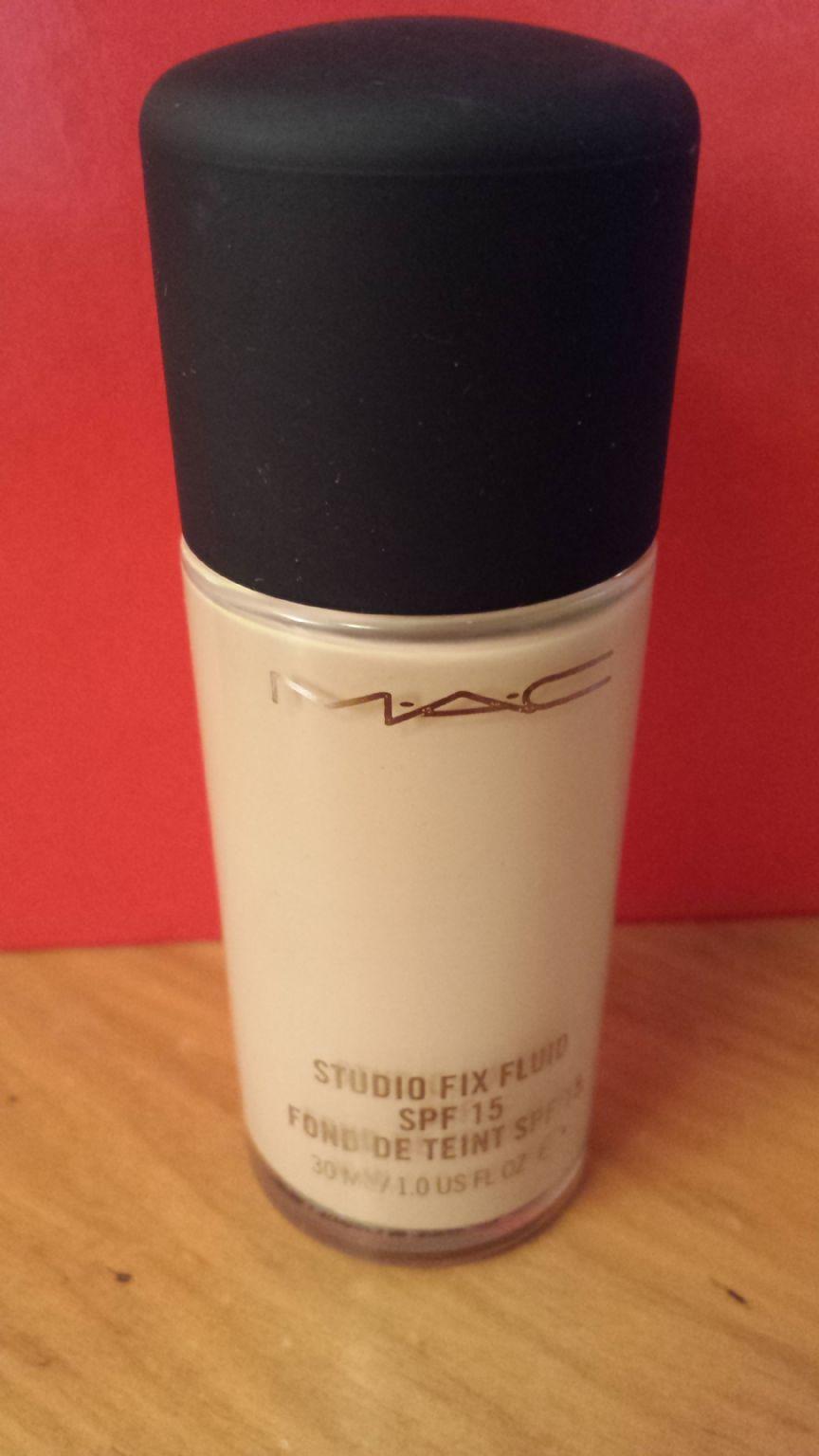 Review Mac Eye Shadow In Woodwinked: MAC Cosmetics Studio Fix Fluid SPF 15 Reviews, Photos