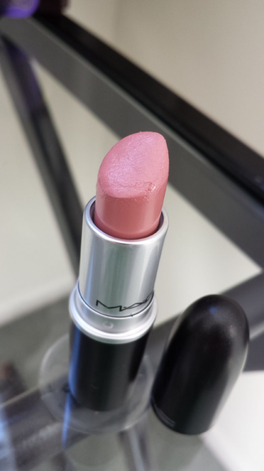 MAC Cosmetics Cremesheen Lipstick - Creme Cup reviews ...