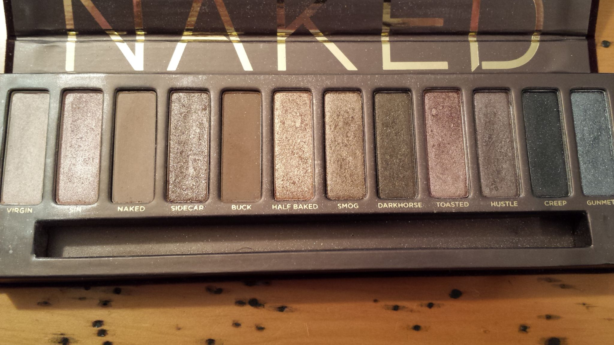 Review, Swatches: New Urban Decay Cosmetics Naked Smoky