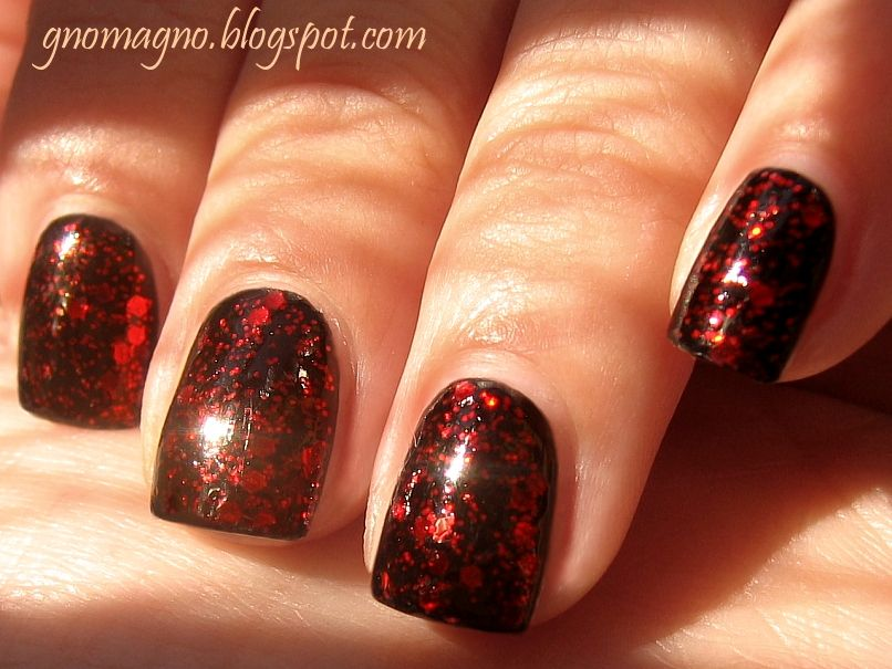 Deborah Lippmann Ruby Red Slippers