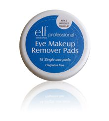 E.L.F. Eye Make-Up Remover Pads