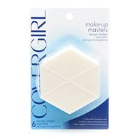 Cover Girl Make-up Masters Sponge Wedges