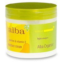 Alba Botanica Jasmine and Vitamin E Moisture Cream