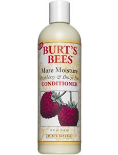 Burt's Bees More Moisture Raspberry and Brazil Nut Conditioner [DISCONTINUED]