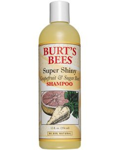 Burt's Bees Super Shiny Grapefruit and Sugar Beet Shampoo [DISCONTINUED]