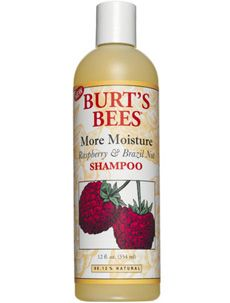 Burt's Bees More Moisture Raspberry and Brazil Nut Shampoo [DISCONTINUED]