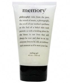 Philosophy Memory Styling Gel