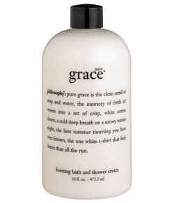 Philosophy Pure Grace Foaming Bath & Shower Cream
