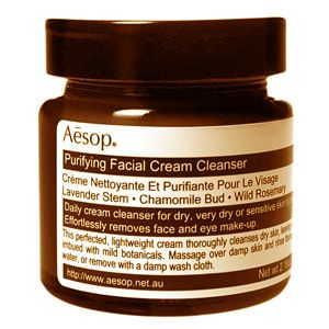 Aesop Purifying Facial Cream Cleanser