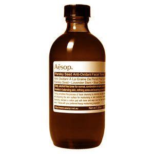 Aesop parsley seed anti oxidant toner