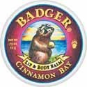 Badger Cinnamon Bay lip & body balm