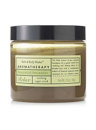 Bath and Body Works Aromatherapy eucalyptus spearmint sugar scrub