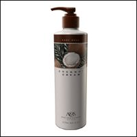 Asquith & Somerset Coconut Cream Shower and Bath Gel