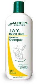Aubrey Organics J.A.Y. Desert Herb Shampoo
