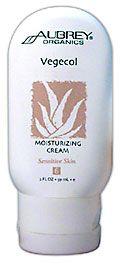 Aubrey Organics Vegecol Sensitive Skin Moisturizing  Cream
