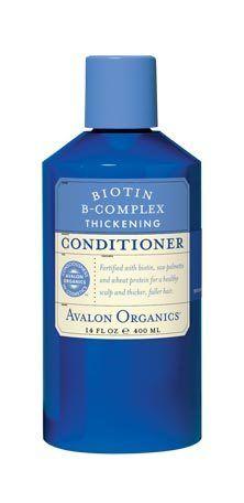 Avalon Organics Biotin B-Complex Thickening