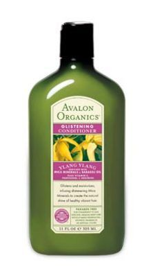 Avalon Organics Botanicals Glistening Ylang Ylang Conditioner