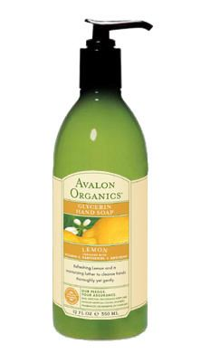 Avalon Organics Botanicals Hand soap-lemon