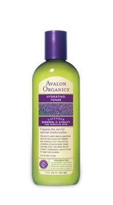 Avalon Organics Therapeutic Lavender Facial Toner