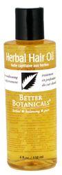 Better Botanicals Herbal Hair Oil