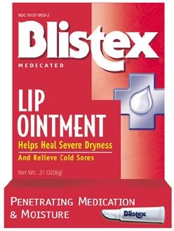 Medicated lip treatment