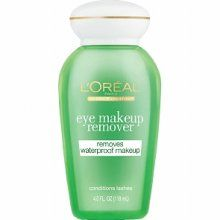 L'Oreal Dermo Expertise Gentle Eye Make Up Remover for Eyes and Lips - WATERPROOF