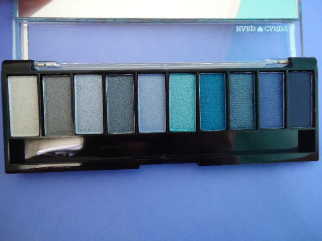 Hard Candy Feelin Blue eyeshadow set