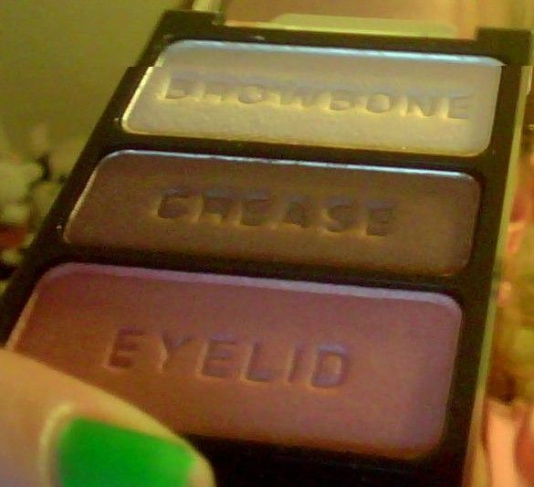 Wet 'n' Wild Color Icon Trio - All